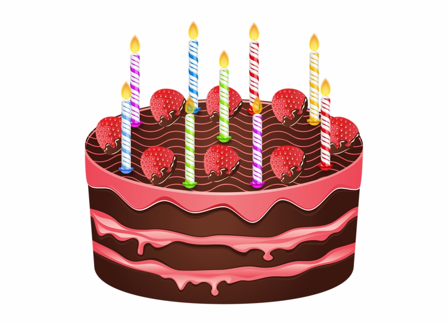 Transparent Birthday Cake - Transparent Birthday Cake Clip Art Free ... picture free