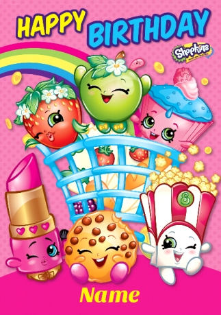Birthday shopkins clipart image library stock Shopkins clipart birthday - ClipartFest image library stock