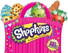 Birthday shopkins clipart picture black and white Shopkins logo clipart - ClipartFest picture black and white