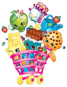 Birthday shopkins clipart royalty free Birthday shopkins clipart - ClipartFest royalty free