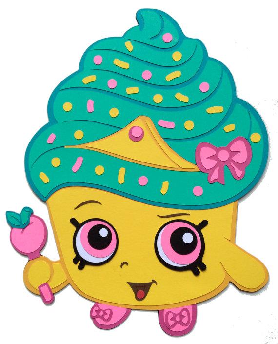 Birthday shopkins clipart black and white 17 Best images about Shopkins on Pinterest | Birthdays, Clip art ... black and white