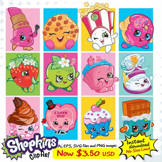 Birthday shopkins clipart transparent background clip art library stock 78 Best images about Shopkins on Pinterest | Photo booth backdrop ... clip art library stock