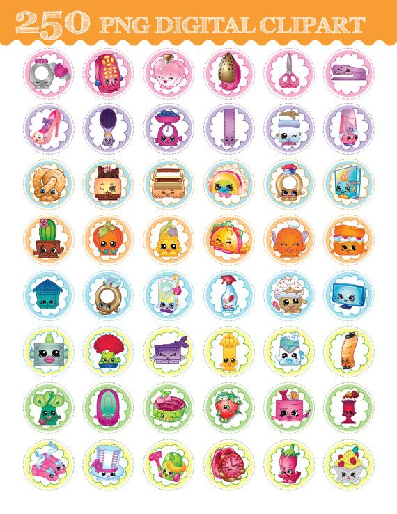 Birthday shopkins clipart transparent background graphic royalty free download 17 best ideas about Shopkins Background on Pinterest | Anime cute ... graphic royalty free download