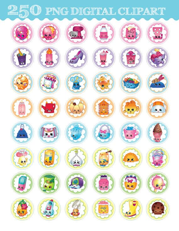 Birthday shopkins clipart transparent background png transparent stock 17 best ideas about Shopkins Background on Pinterest | Anime cute ... png transparent stock