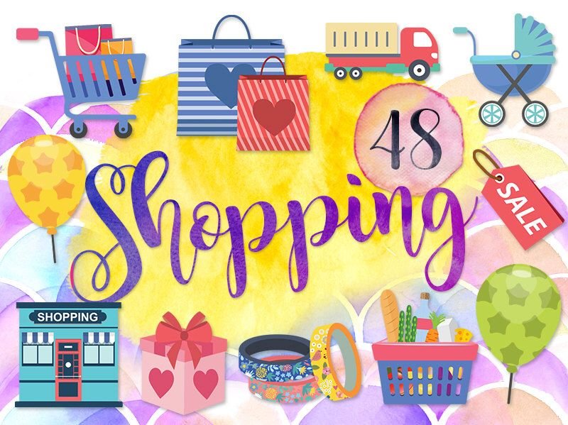 Birthday shopping clipart banner library Free Bag Clipart birthday, Download Free Clip Art on Owips.com banner library
