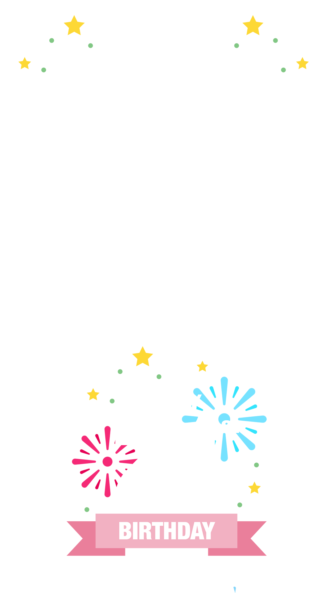 Birthday snapchat filter clipart png freeuse download How to make a birthday filter on snapchat clipart images gallery for ... png freeuse download
