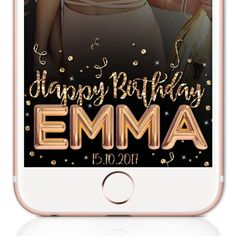 Birthday snapchat filter clipart picture black and white stock 40 Best Birthday Custom Snapchat Geofilters by MySnapFilter images ... picture black and white stock