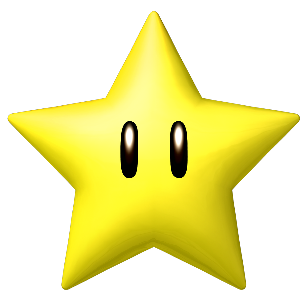 Super Star | Pinterest | Paper mario, Star and Mario bros clip art library download