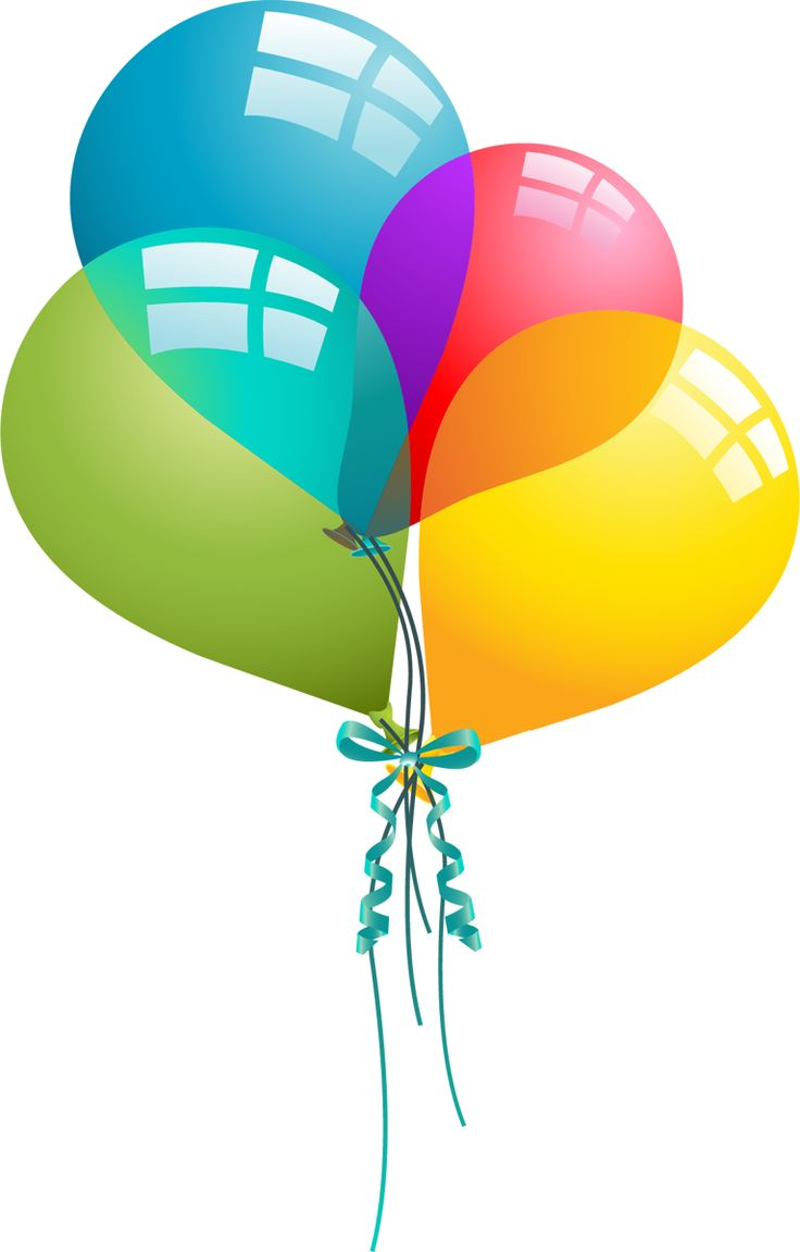 Globos clipart picture transparent library Free Happy Birthday Png, Download Free Clip Art, Free Clip Art on ... picture transparent library