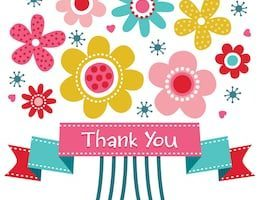 Birthday thank you clipart 4 » Clipart Portal clip art download