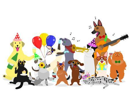 Birthday with dog clipart banner Birthday dog clipart 3 » Clipart Portal banner