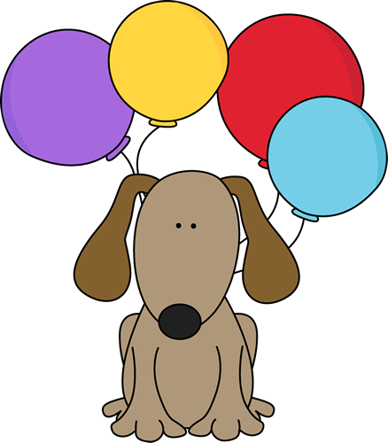 Birthday with dog clipart picture freeuse library Free Puppy Birthday Cliparts, Download Free Clip Art, Free Clip Art ... picture freeuse library