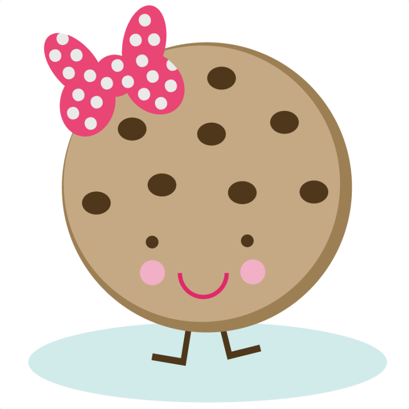 Scrapbook book clipart png library download Cute Cookie SVG file for scrapbooking cute svg cuts for scrapbooks ... png library download