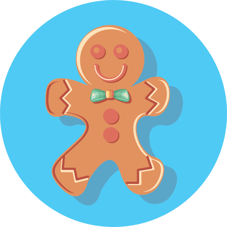 Bisquets free clipart jpg Food,Organism,Gingerbread Man Vector Clipart - Free to modify, share ... jpg