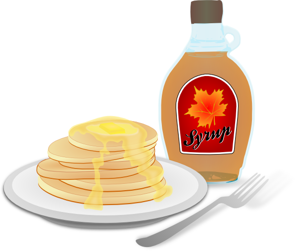 Bisquick clipart jpg transparent download Pancake,Breakfast,Meal,Honey,Food,Dish,Maple syrup,Ingredient ... jpg transparent download