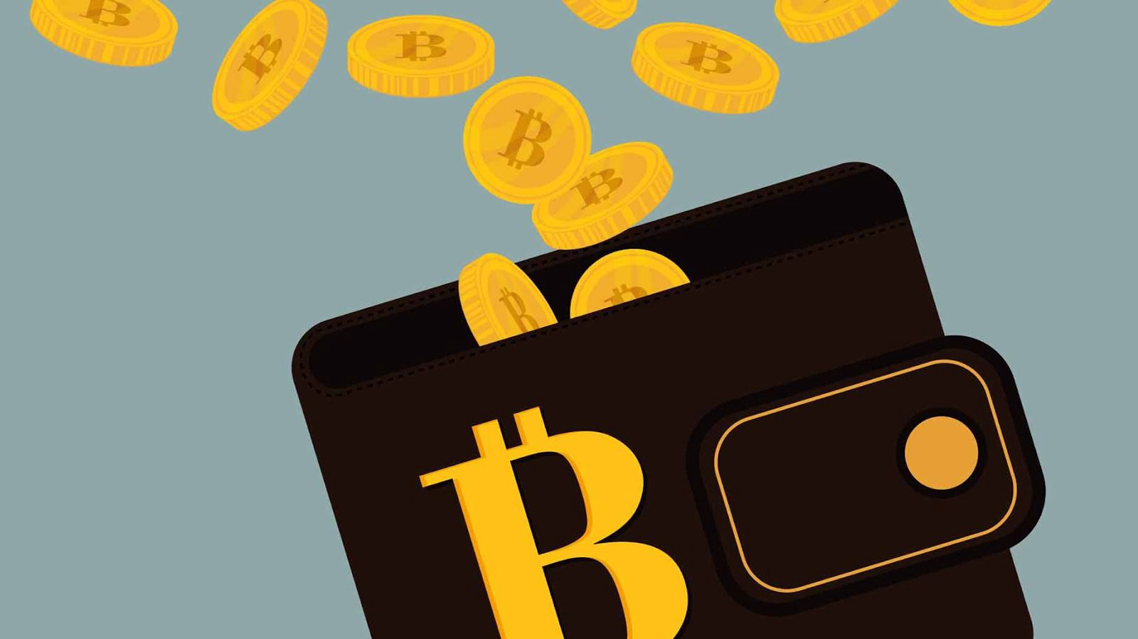Bitcoin wallet clipart image freeuse stock The Top Bitcoin Wallet in 2018 (and beyond) - ECOMI - Medium image freeuse stock