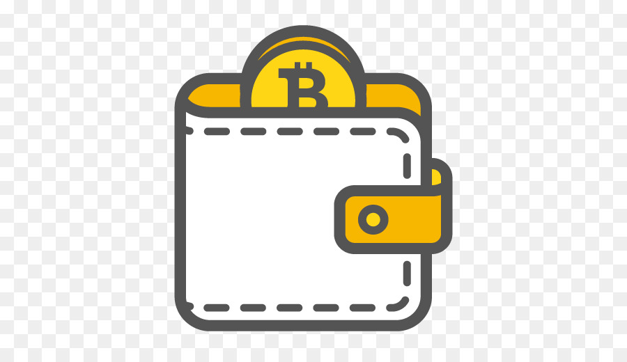 Bitcoin wallet clipart clip free Cash Icon clipart - Yellow, Text, Technology, transparent clip art clip free