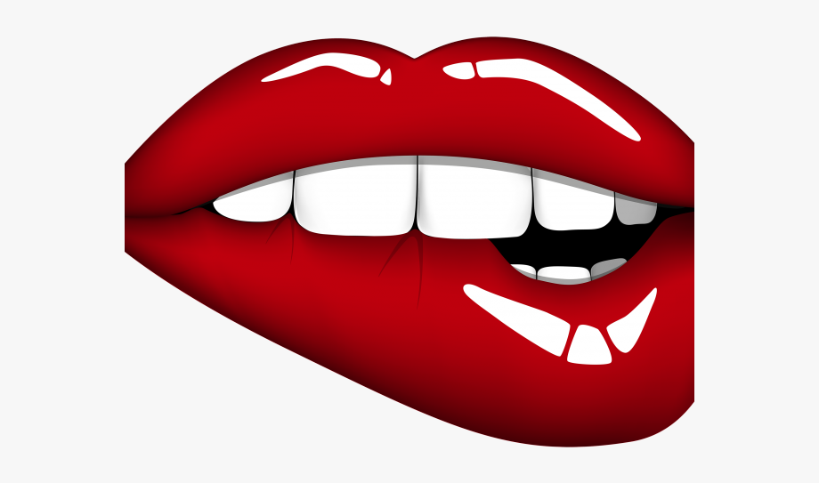 Biting lip clipart transparent background picture free library Cartoon Lips Clipart - Biting Lips Png #356981 - Free Cliparts on ... picture free library