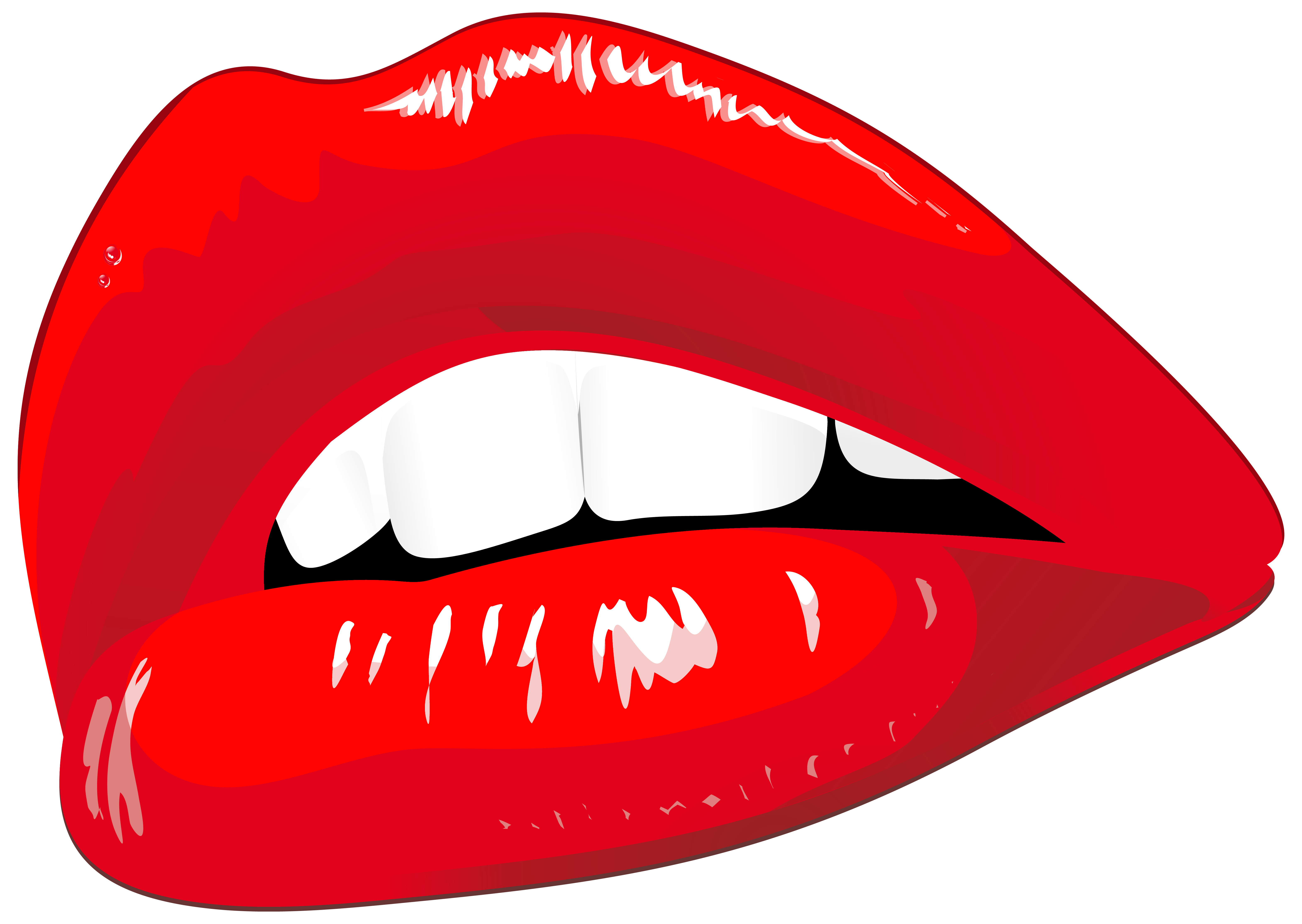 Biting lip clipart transparent background jpg library download Lip Red Computer Icons Clip art - lips png download - 6275*4453 ... jpg library download