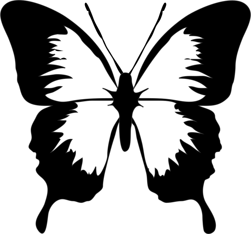 Bitmap clipart graphic royalty free stock Butterfly clip art bitmap - 15 clip arts for free download on EEN graphic royalty free stock