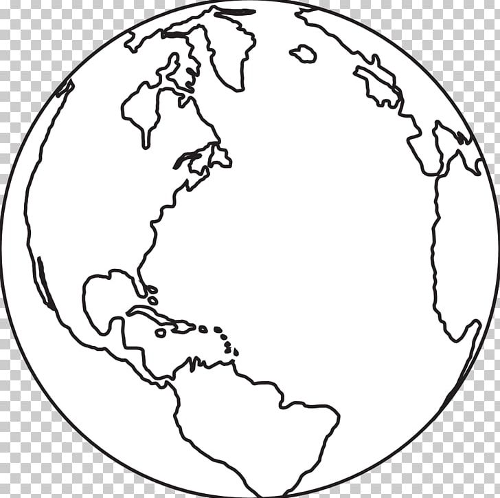 Earth Black And White PNG, Clipart, Area, Art, Bitmap, Black And ... clip transparent download