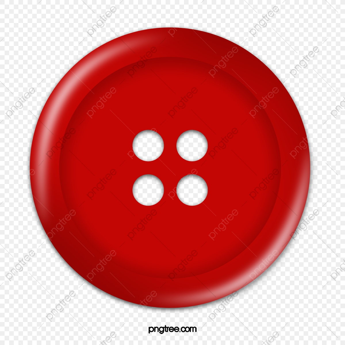 Red Button, Button Clipart, Button, Clothes Button PNG Transparent ... jpg freeuse stock