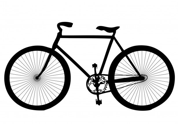 Bike images clipart svg royalty free Bicycle Clipart Free Stock Photo - Public Domain Pictures svg royalty free