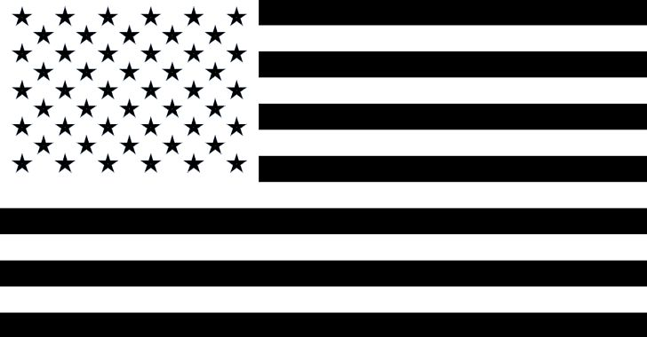 Free clipart american flag black and white graphic library library Flag Of The United States Black PNG, Clipart, American Flag Clip Art ... graphic library library