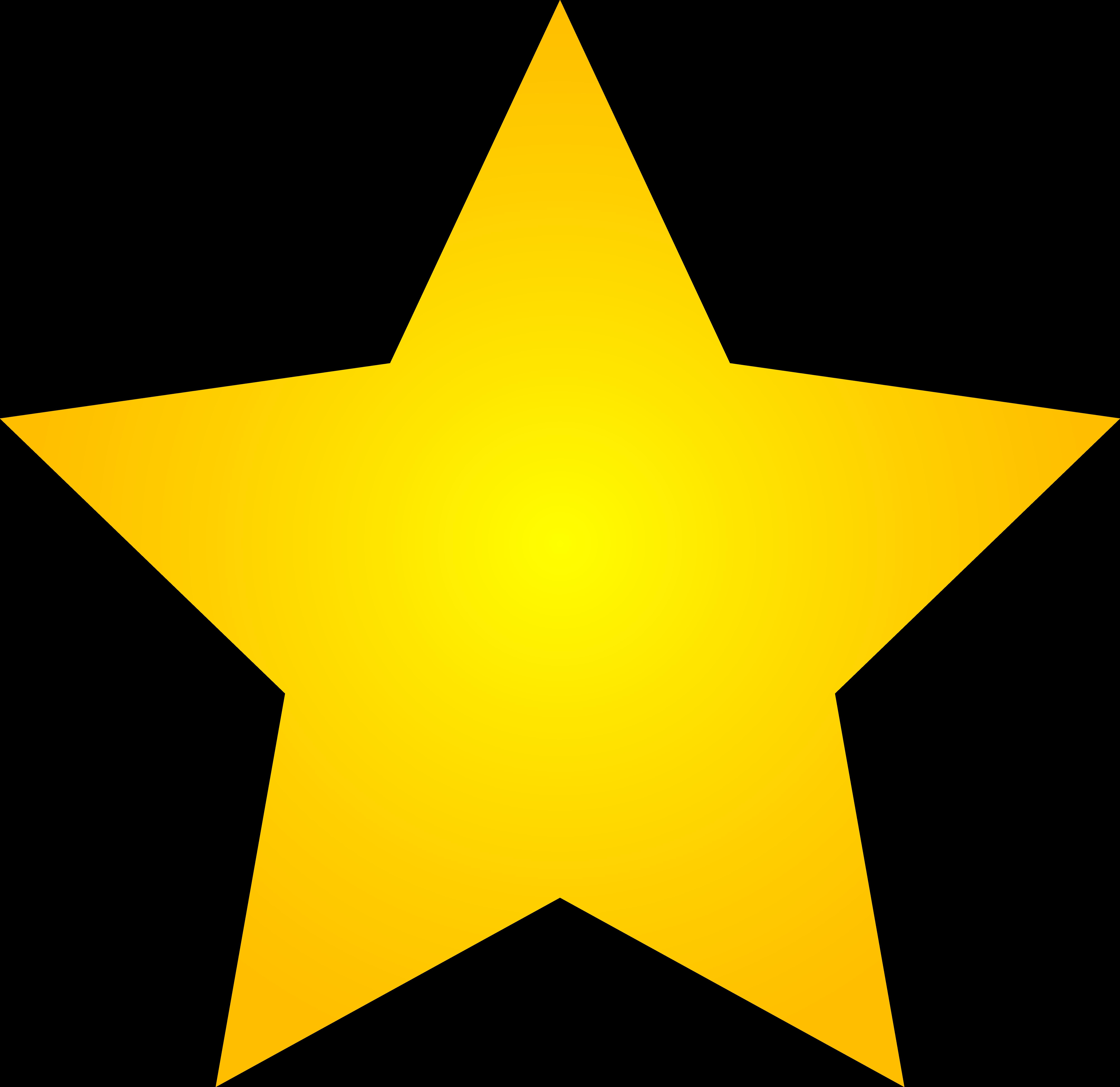 Black Star Cliparts - Cliparts Zone jpg transparent