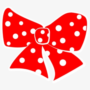 Red Polka Dot Bow Clip Art #1142032 - Free Cliparts on ClipartWiki clip royalty free