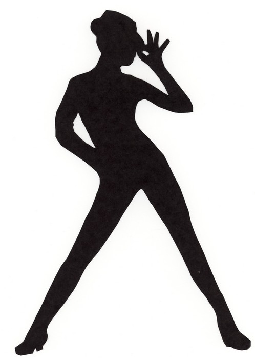 Black and red tap dance clipart svg free library Tap dancer silhouette free clipart images - Cliparting.com svg free library