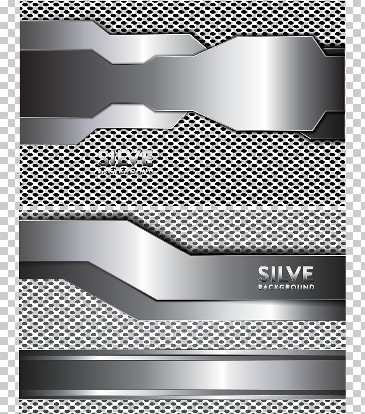 Black and silver background clipart banner freeuse download Silver Technology Background PNG, Clipart, Angle, Black, Black And ... banner freeuse download
