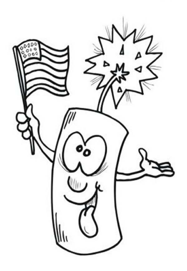 Black and white 4th of july clipart picture Free Free 4th Of July Pictures, Download Free Clip Art, Free Clip ... picture