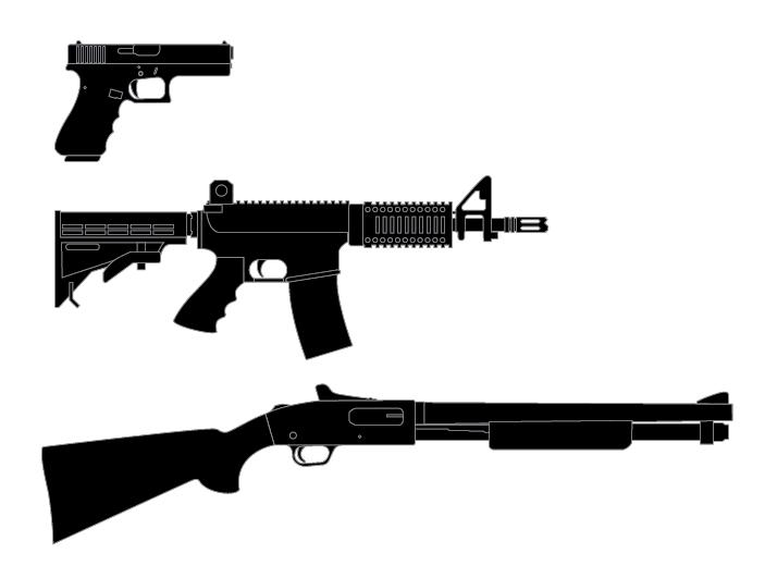 Free AR-15 Cliparts, Download Free Clip Art, Free Clip Art on ... picture library stock