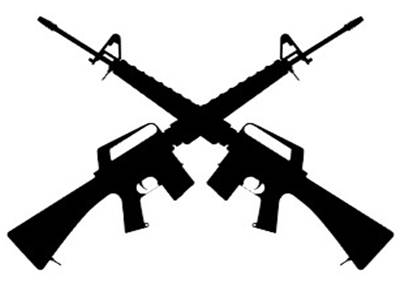 Free AR-15 Cliparts, Download Free Clip Art, Free Clip Art on ... clip art transparent library