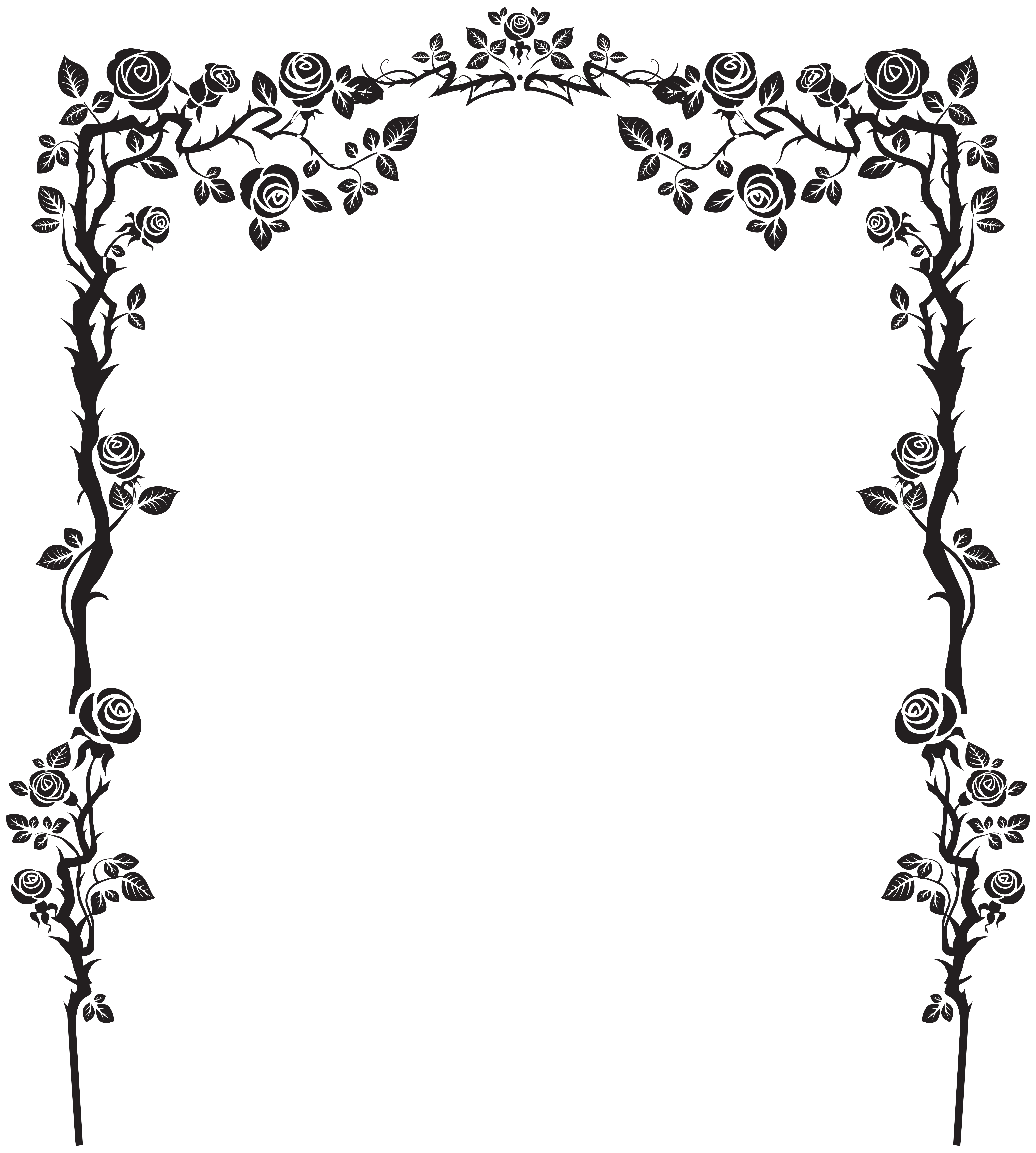 Black and white arched crown clipart png black and white library Arches Clipart Image Group (77+) png black and white library