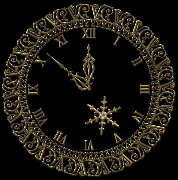 Tin man heart clock clipart image transparent stock New Year PNG Gold Clock Clipart | Ano Novo | Pinterest | Clocks ... image transparent stock