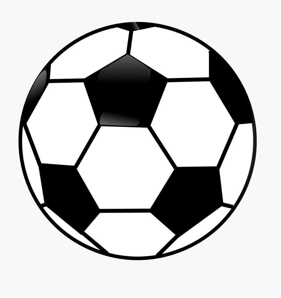 Black and white ball clipart graphic freeuse stock Soccer - Clipart Black And White Ball #966147 - Free Cliparts on ... graphic freeuse stock