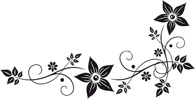 Black and white band plant clipart png picture royalty free decorative border design - Google Search | ClipArt!! (: | Decorative ... picture royalty free