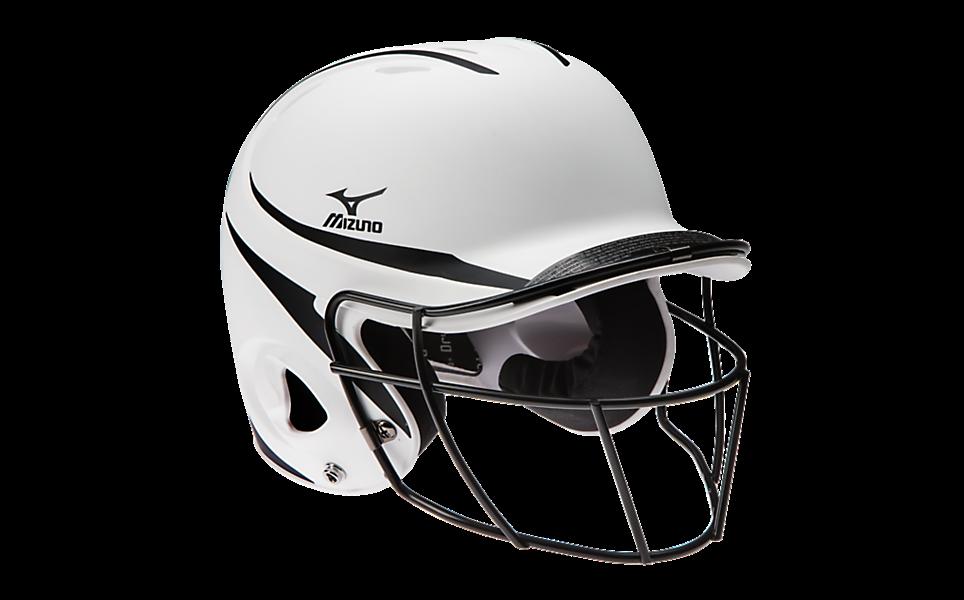 Black and white baseball helmet clipart transparent Batting Helmets   (Recommended) transparent