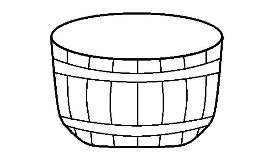 Picture of basket black and white clipart png black and white Basket Black And White Clipart, Transparent Png Download For Free ... png black and white