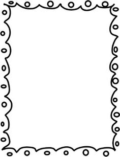 Black and white clipart border image free download Border Clipart Black And White | Free download best Border Clipart ... image free download