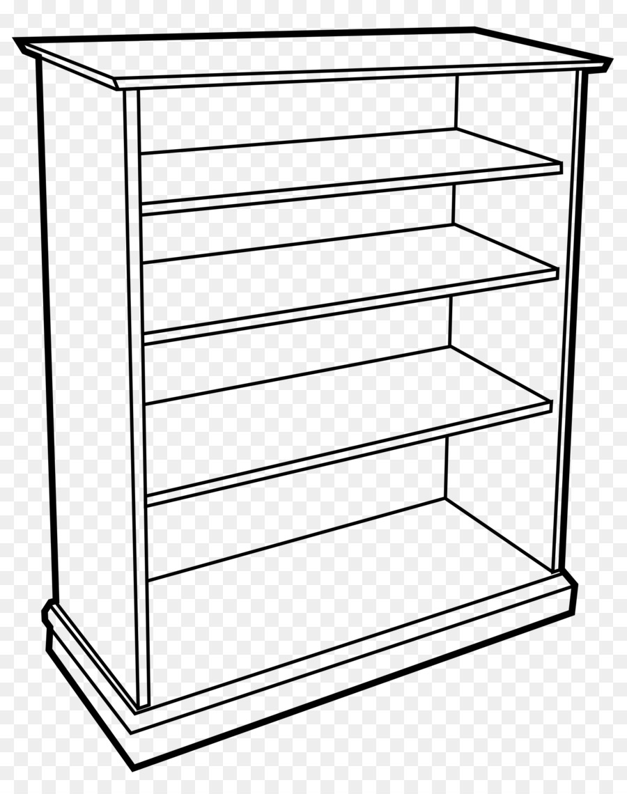 Black and white bookcase clipart vector library library Book Black And White png download - 1898*2400 - Free Transparent ... vector library library