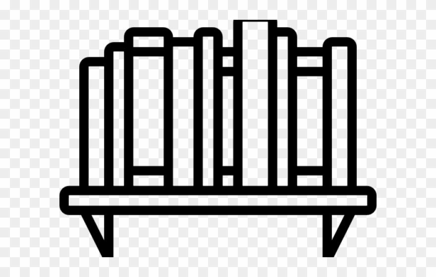 Black and white bookcase clipart clip Bookcase Clipart Book Cupboard - Bookshelf Clipart Black And White ... clip