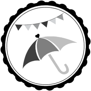 Black and white bridal shower umbrella clipart image free Bridal Shower Clip Art at Clker.com - vector clip art online ... image free