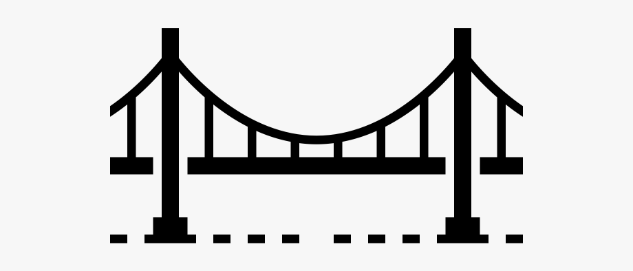 Golden Gate Bridge Rubber Stamp - Bridge Clipart Black And White ... picture freeuse stock