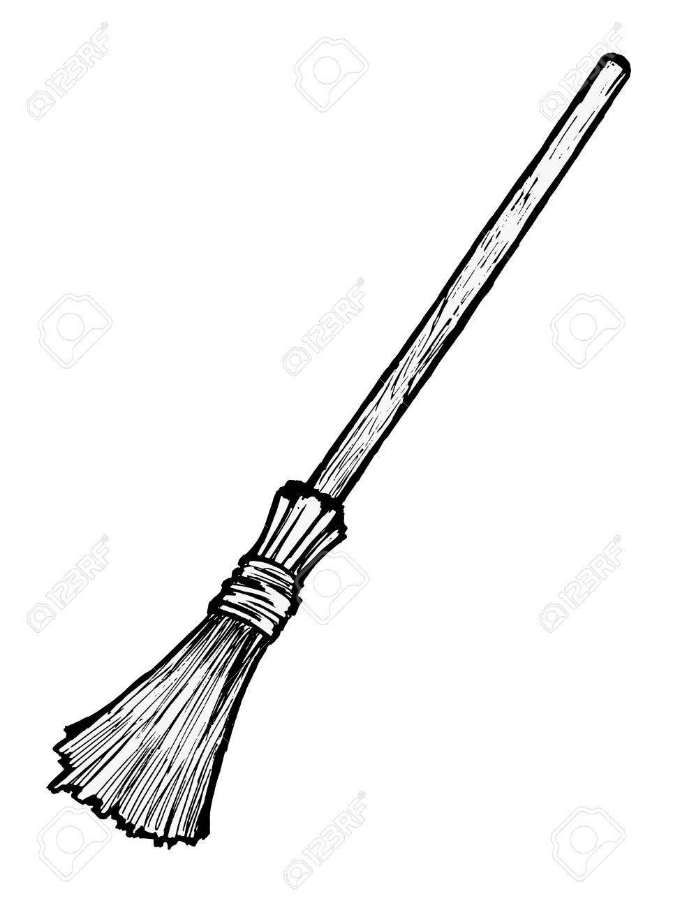 Black and white broom clipart clip art free download Clipart black and white broom 2 » Clipart Portal clip art free download