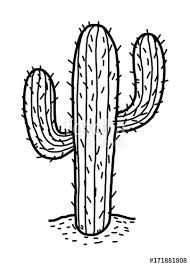 Black and white clipart cactus image black and white stock Image result for black and white clip art of a cactus | English ... image black and white stock