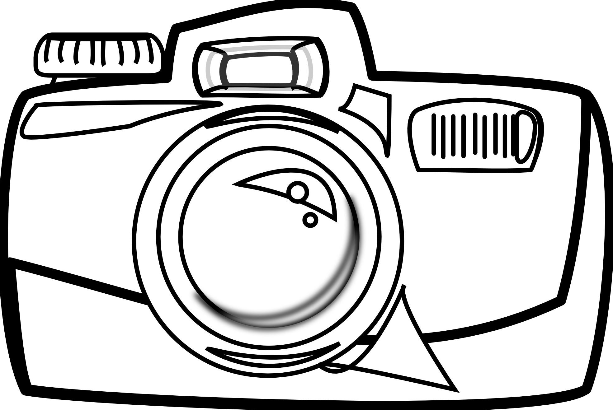 Camera black and white clipart png black and white download Camera Clipart Black And White Png Cam Clipart - Clip Art Library png black and white download