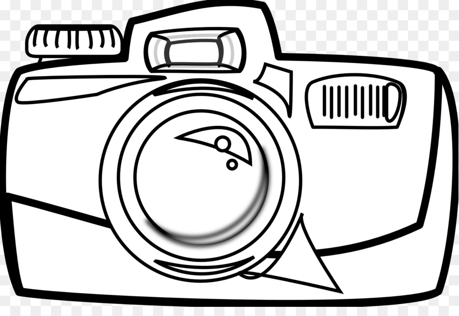 Camera black and white clipart picture free stock Black Line Background png download - 1969*1318 - Free Transparent ... picture free stock